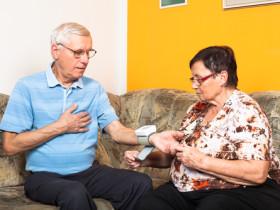 In-house EKG monitoring